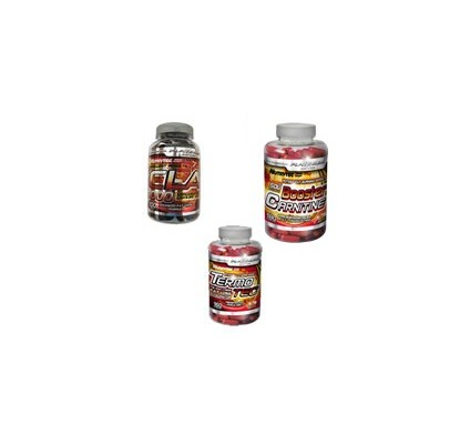 Super Pack CLA + TermoTec + L-carnitina